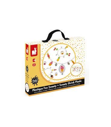 Kit de joyería magic plastic sweety