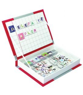 Magneticbook alfabeto español
