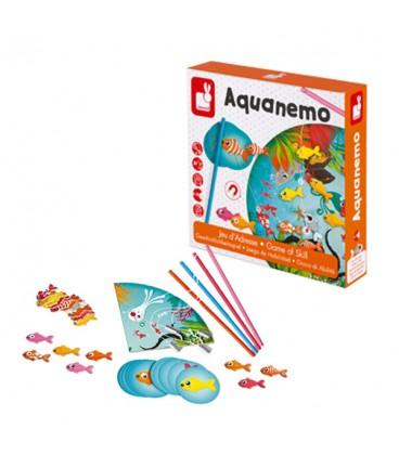 juego de pesca aquanemo