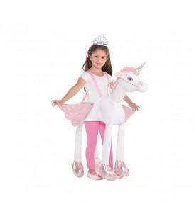 Monta en unicornio