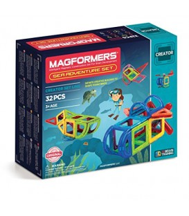 Magformers. Sea adventure set