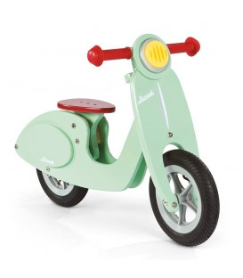 Mint Scooter Verde