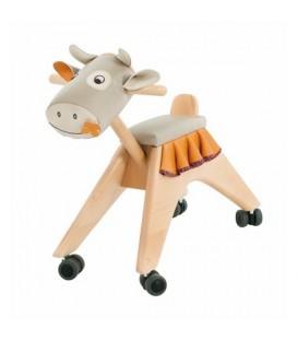 Cabra correpasillos de madera